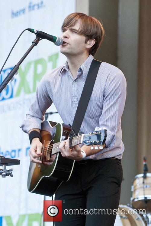 Ben Gibbard and Death Cab For Cutie 4