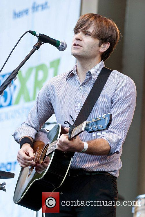 Ben Gibbard and Death Cab For Cutie 5