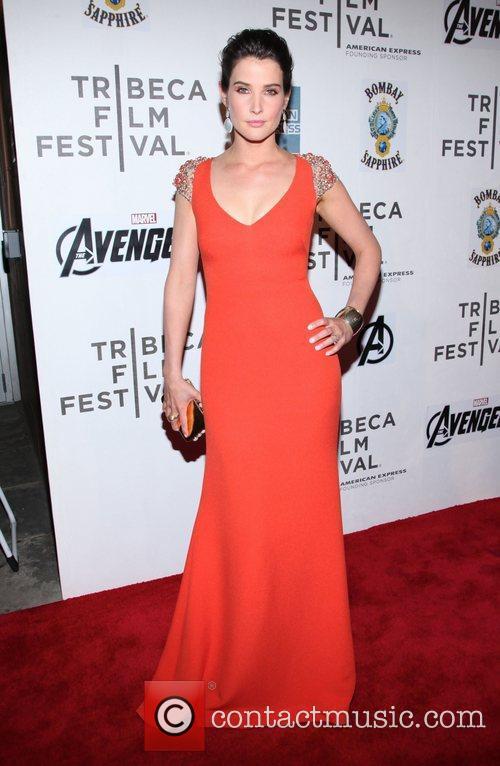 Cobie Smulders and Tribeca Film Festival 1