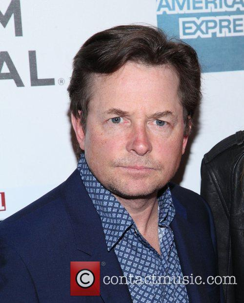 Michael J Fox and Tribeca Film Festival
