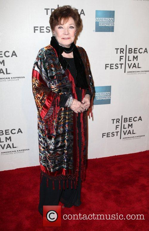 Polly Bergen and Tribeca Film Festival 8