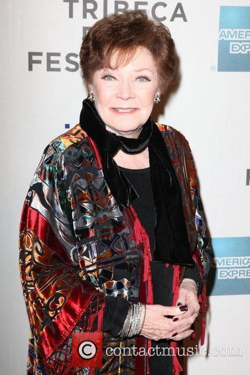 Polly Bergen and Tribeca Film Festival 9