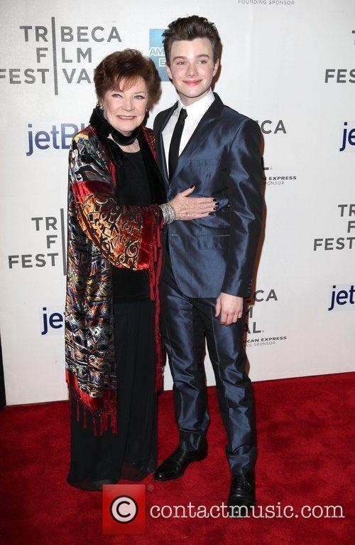 Polly Bergen, Chris Colfer and Tribeca Film Festival 3