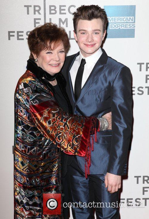 Polly Bergen, Chris Colfer and Tribeca Film Festival 5