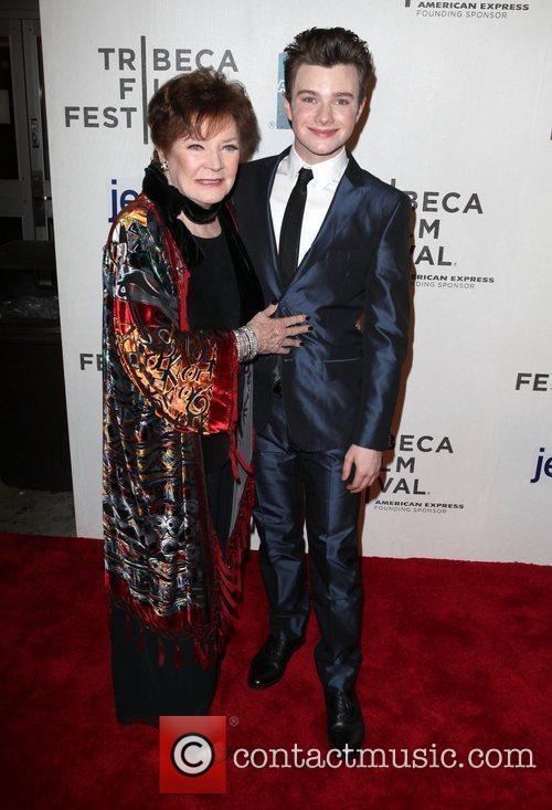 Polly Bergen, Chris Colfer and Tribeca Film Festival 6