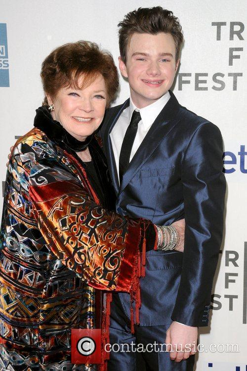 Polly Bergen, Chris Colfer and Tribeca Film Festival 10