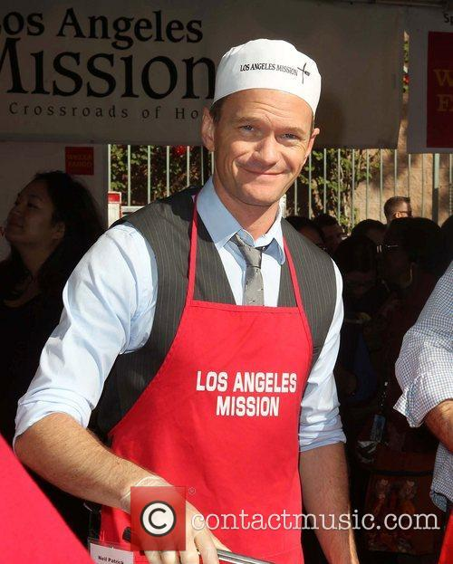 Neil Patrick Harris and Los Angeles Mission 4