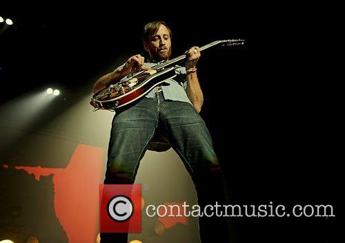 Black Keys, Dan Auerbach and Manchester Arena 1