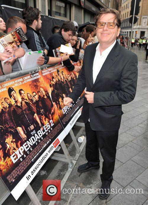 Simon West and Empire Leicester Square