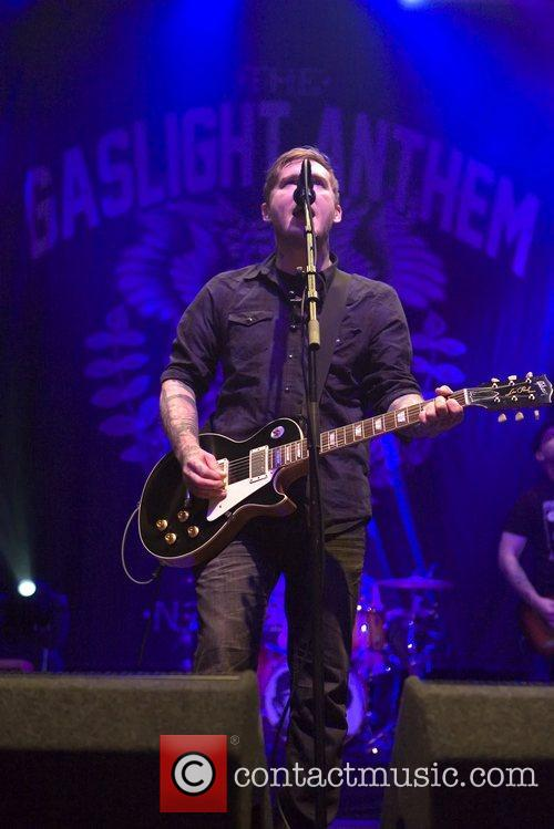Brian Fallon and The Gaslight Anthem