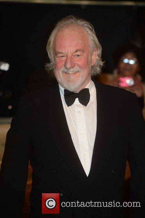 Bernard Hill, The Hobbit, An, Odeon, Leicester Square, London and England