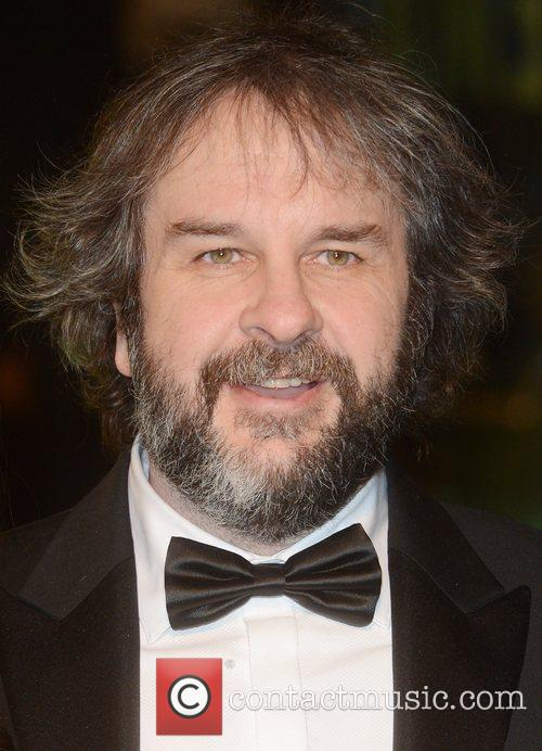 Peter Jackson, The Hobbit, An, Odeon, Leicester Square, London and England 1