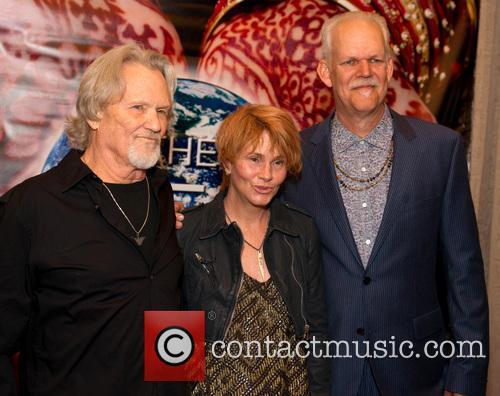 Kris Kristofferson, Shawn Colvin and Turk Pipkin