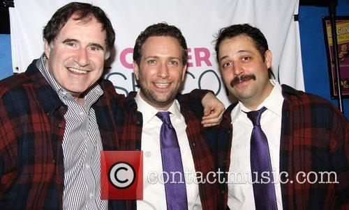 Richard Kind, David Rossmer, Steve Rosen Opening, The Other Josh Cohen and Playhouse. New York City