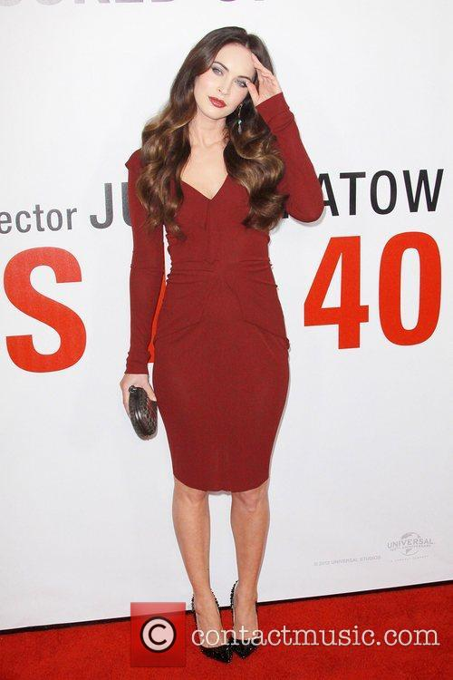 Megan Fox and Grauman's Chinese Theatre 7