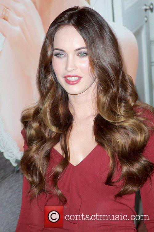 Megan Fox and Grauman's Chinese Theatre