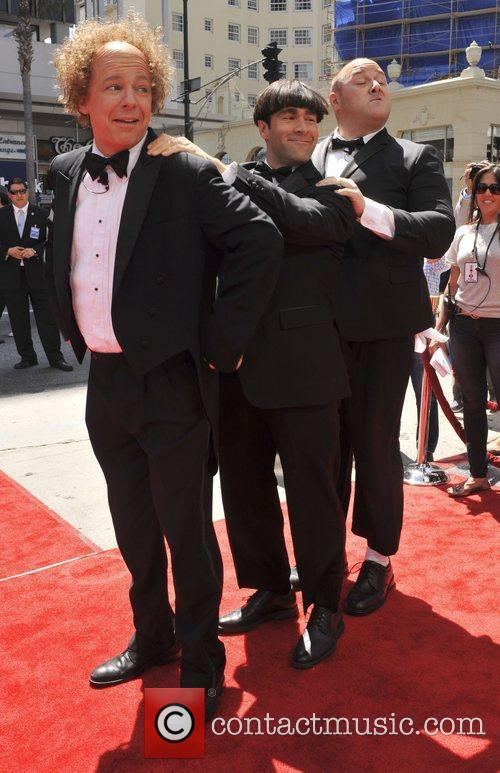 Sean Hayes, Chris Diamantopoulos and Will Sasso