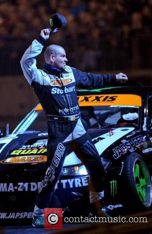 Shane Lynch, Boyzone and Stobart Drifting