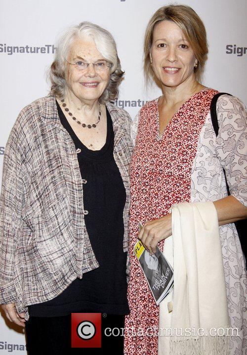 Lois Smith and Linda Emond