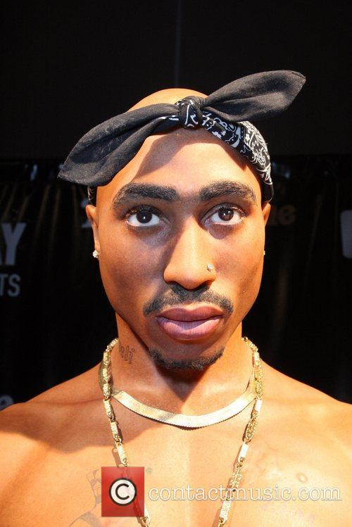 Tupac Shakur and Madame Tussauds