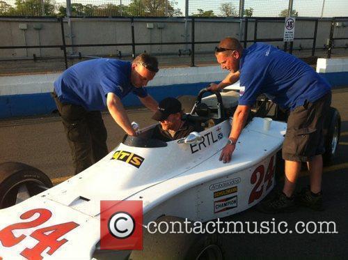 Ron Howard and Formula One