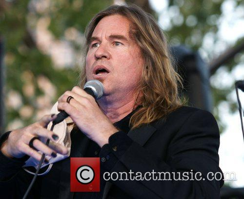 Val Kilmer and Fun Fun Fun Fest