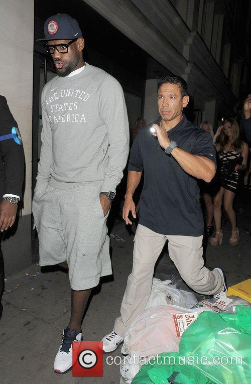 Lebron James and Funky Buddha 6