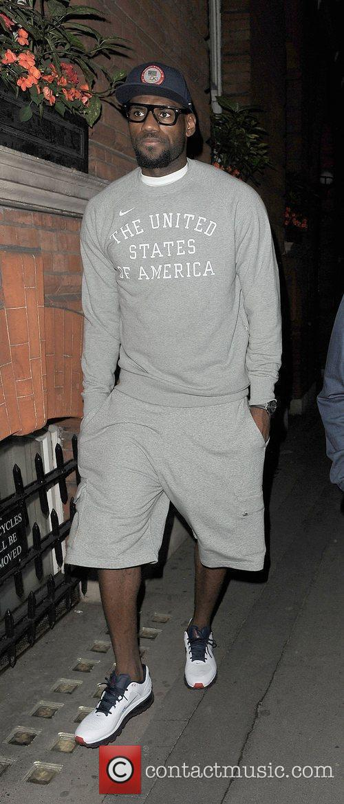 Lebron James and Funky Buddha 11