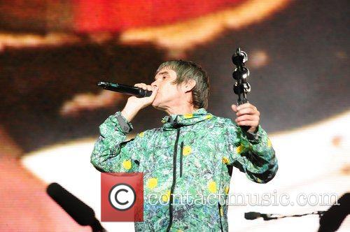 Ian Brown, The Stone Roses and V Festival 2