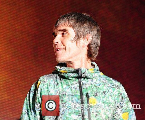 Ian Brown, The Stone Roses and V Festival 1