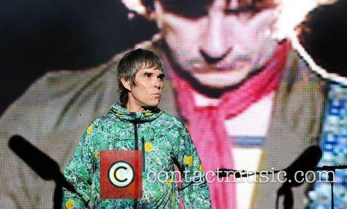 Ian Brown, The Stone Roses and V Festival 4