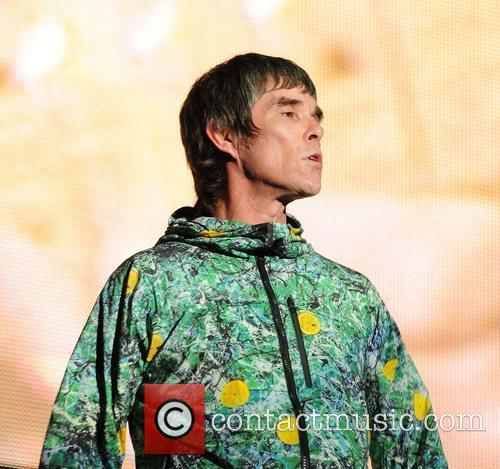 Ian Brown, The Stone Roses and V Festival 6