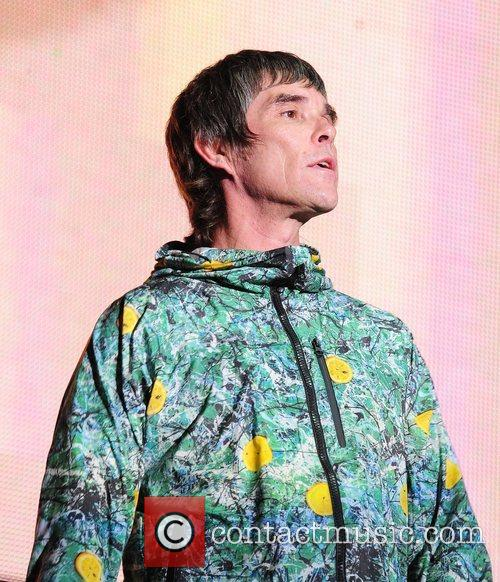 Ian Brown, The Stone Roses and V Festival 7