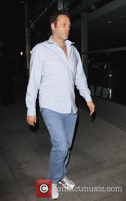 Vince Vaughn and Arclight Theater