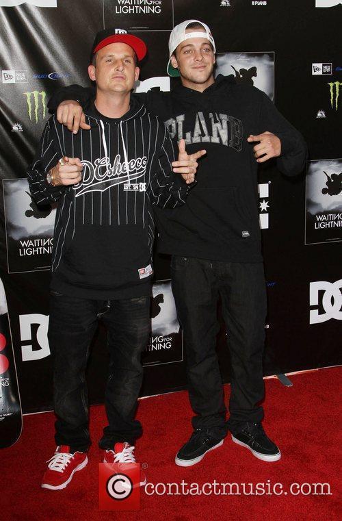 Rob Dyrdek and Ryan Sheckler 1
