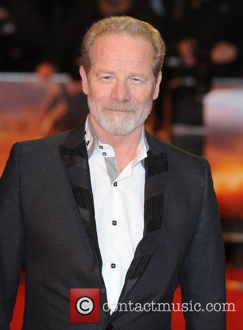 Peter Mullan and Odeon Leicester Square