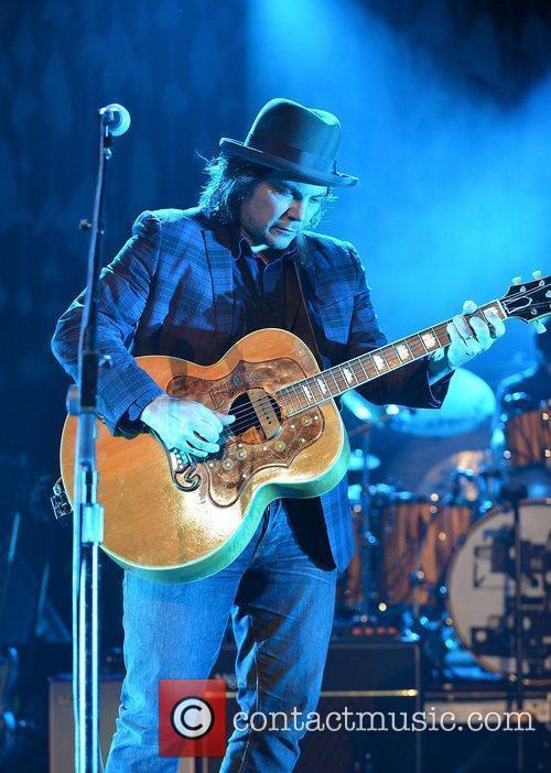 Jeff Tweedy and Wilco