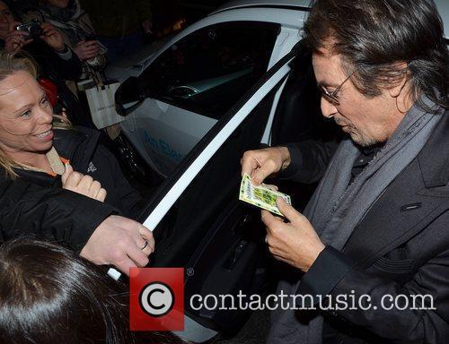 Al Pacino and Dublin International Film Festival 2