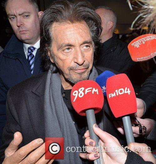 Al Pacino and Dublin International Film Festival 4