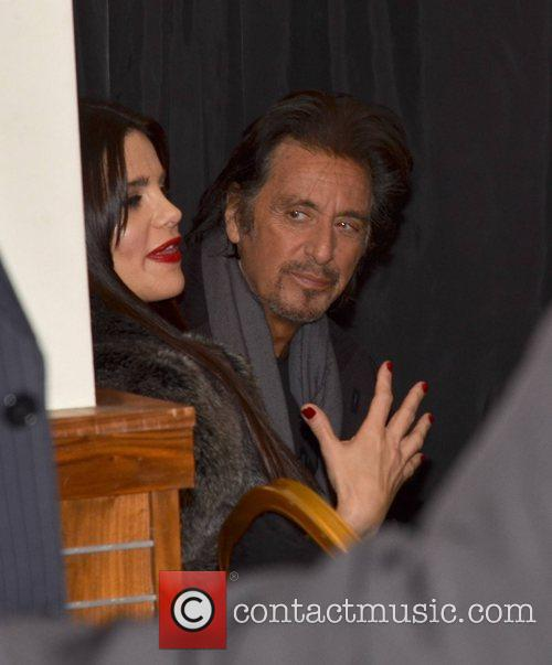 Al Pacino and Dublin International Film Festival 1