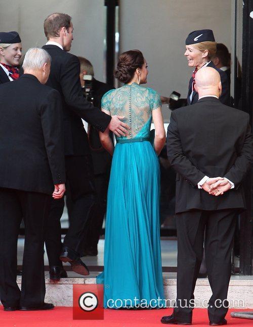 Prince William, Albert Hall, Kate Middleton and Royal Albert Hall 2