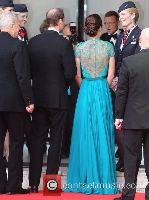 Prince William, Albert Hall, Kate Middleton and Royal Albert Hall 4