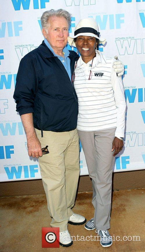 Martin Sheen and Celebrity Golf Classic 2