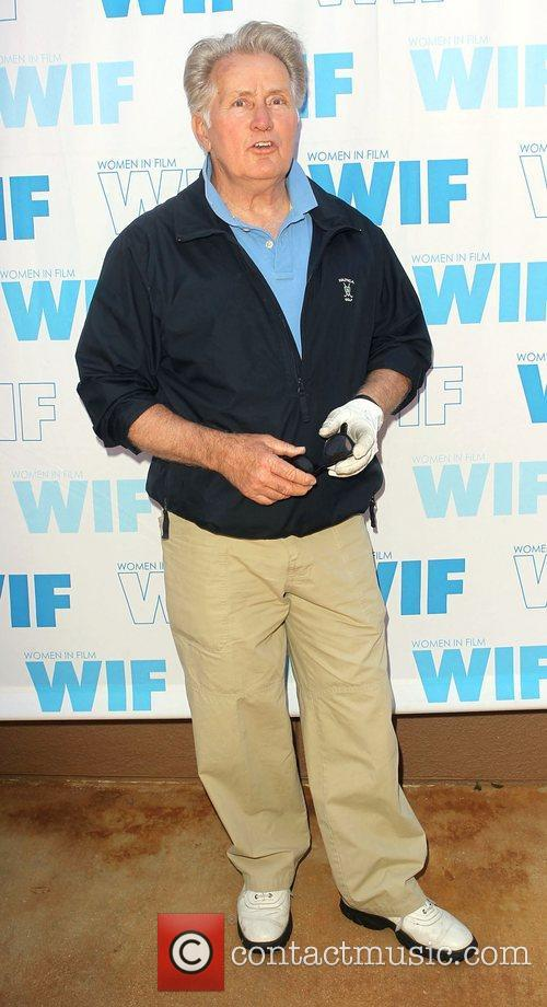 Martin Sheen and Celebrity Golf Classic 4