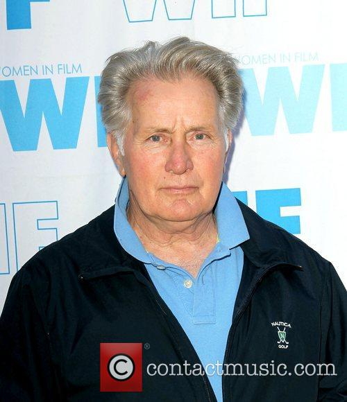 Martin Sheen and Celebrity Golf Classic 5