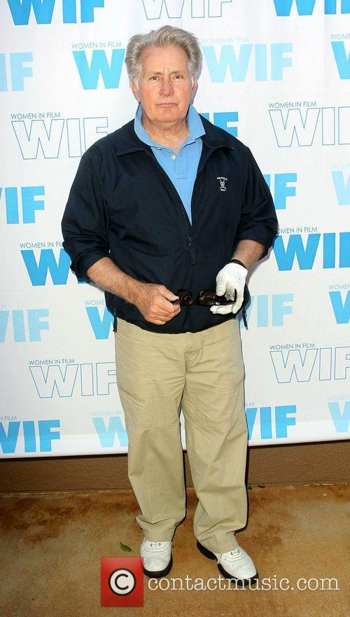 Martin Sheen and Celebrity Golf Classic 1