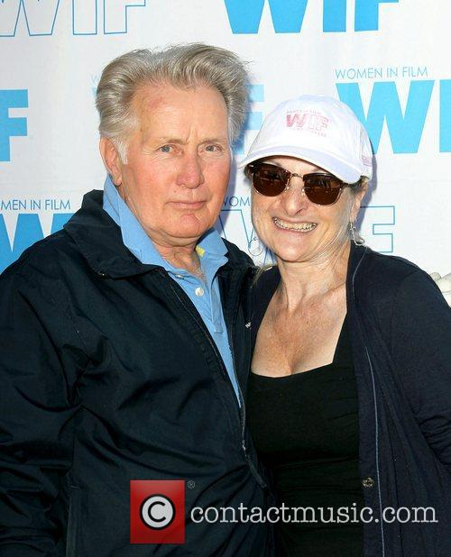 Martin Sheen and Celebrity Golf Classic 7
