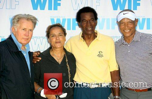 Martin Sheen and Celebrity Golf Classic 11