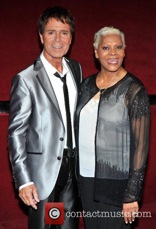 Dionne Warwick and Cliff Richard 7
