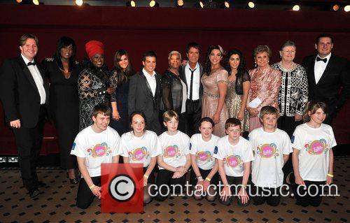Dionne Warwick, Alison Moyet, Caro Emerald, Cliff Richard, Joe Mcelderry, Katie Melua, Mica Paris and Tony Hadley 2
